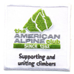 Ecusson  - American Alpine Club