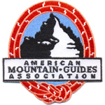 Ecusson  - American Mountain Association