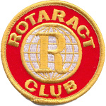 Ecusson  - rotaract club