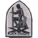 Badge Black night