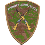 Badge Forum trimilitaria