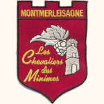 Badge Chevaliers des minimes