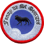 Badge Fanny de Saint Georges