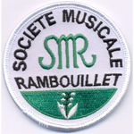 Badge Societe Musicale Rambouillet