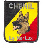 Badge Chenil