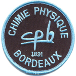 Badge Chimie Physique Bordeaux