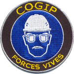 Badge Cogip