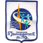 Badge Paroisse