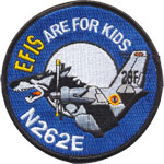 Badge EFIS Are for kids