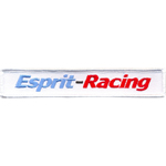 Badge esprit racing