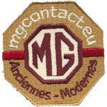 Badge MG