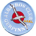 Badge Albatros gerpinnes