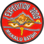 Badge Makalu 2007