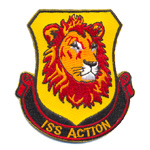 Badge ISS Action