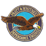 Badge Pratt & Withney