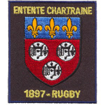 Badge Entente chartraine