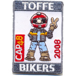 Badge toffebikers