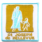 Badge Ecole Saint-Joseph de Bellevue