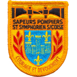Badge Saint Symphorien