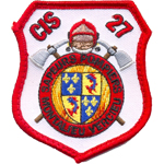 Badge cis 27