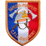 Badge Pompiers Giraumont