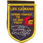 Badge Les Caïmans