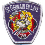 Badge St Germain En Laye