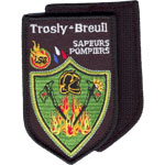 Badge Trosly- Breuil