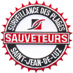 Badge sauveteurs plage