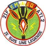 Badge Flottille 21F