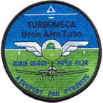 Badge Turbomecanicien