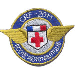 Badge CRF Ecole aeronautique