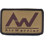 Badge AIRWARRIOR