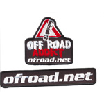 Badge ofroad