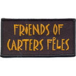 Badge Freinds of carters fêles