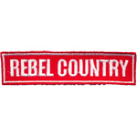 Ecusson  - rebel country