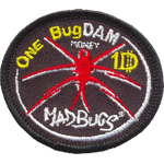 Badge Mad bugs