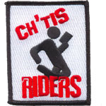 Badge Chtis Riders