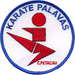 Badge karatepalavas