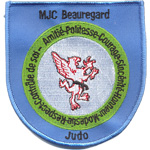 Badge MJC Beauregard