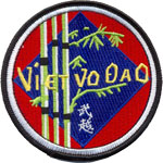 Badge Viet vo dao