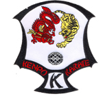 Badge Kendho karathe club