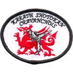 Badge Karate Cravanchois