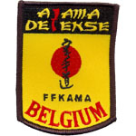 Badge AJAMA Defense