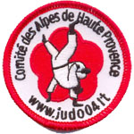 Badge judo 04 it
