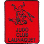 Badge Judo Launaguet