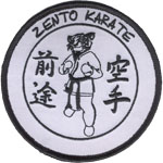 Badge Zento