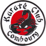 Badge Karaté Club Combourg