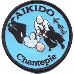 Badge aikido Chantepie