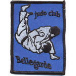 Badge Judo Club Bellegarde